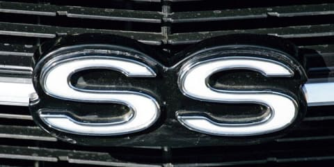 Chevrolet SS: sports nameplate trademarked in US