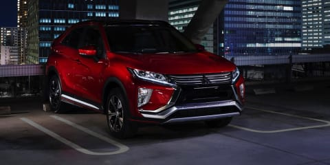Mitsubishi Eclipse Cross Ralliart possible, no plans for Evolution XI