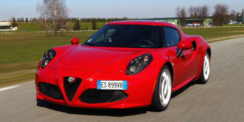 Alfa Romeo 4C :: Technical Guide