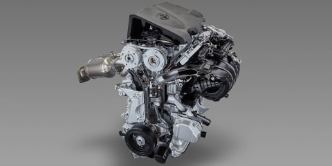 "Toyota unveils new 'Dynamic Force' engines, transmissions and hybrids: ""Direct and smooth"" feel promised"