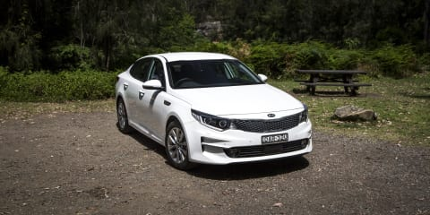 2015-16 Kia Optima Si recalled for driveshaft fix: 42 vehicles affected