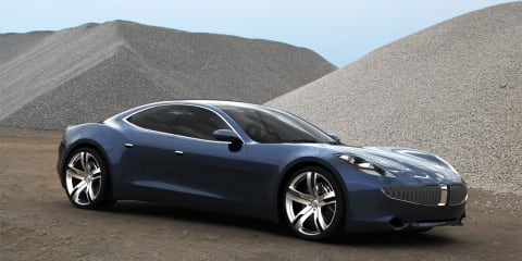 Video: Fisker Karma first advertisment