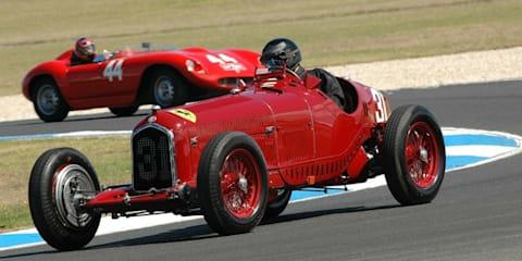 2010 Phillip Island Classic Festival of Motor Sport