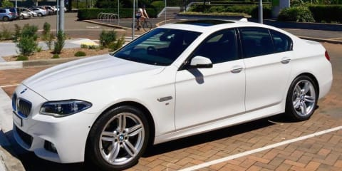 2015 BMW 528i Luxury Line Review