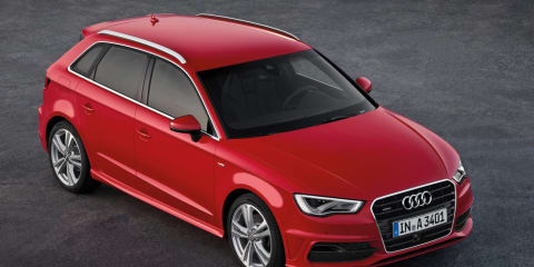 2013 Audi A3 matches A-Class with $35,600 starting price
