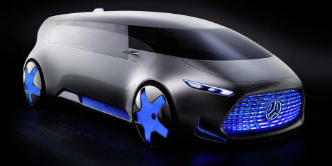 Mercedes-Benz Vision Tokyo revealed: 'Urban transformer' previews driverless future