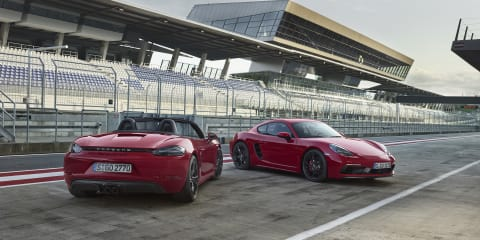 2018 Porsche 718 Boxster GTS and 718 Cayman GTS review