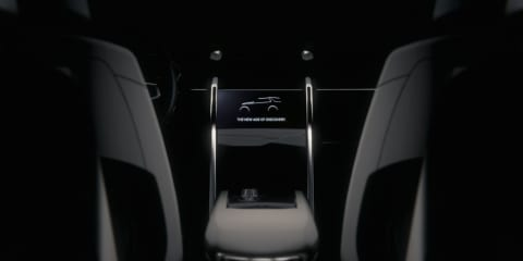 Land Rover Discovery Vision Concept to debut at New York auto show