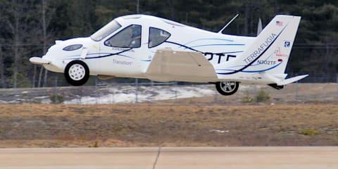 Terrafugia Transition flying car passes FAA regulations