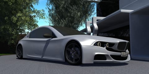 BMW CSL Concept