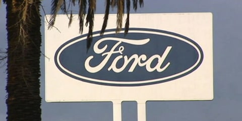 Ford Australia cuts jobs, production as Falcon sales dive