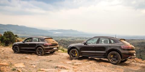 2019 Porsche Macan facelift teased