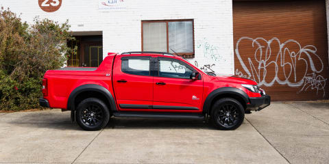 2017 Holden Colorado Z71 review: Long-term report two