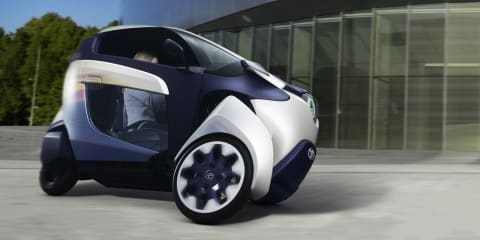 Toyota i-Road confirmed for production, early-2014 launch