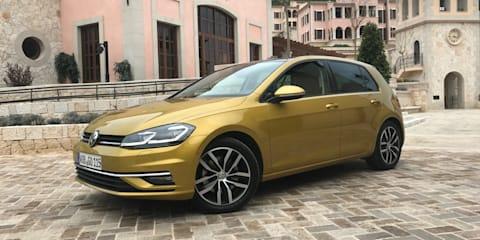 2017 Volkswagen Golf review