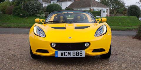 Lotus Elise Sport, Sport 220 coming mid 2016