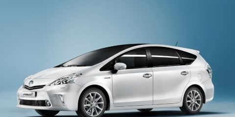 Toyota Prius+ seven seat MPV under consideration for Australia
