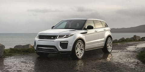 2016 Range Rover Evoque is most efficient Land Rover ever