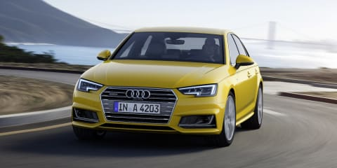 2016 Audi A4 pricing revealed