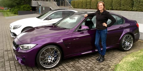 What it's like being a female motoring journalist