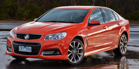 Holden VF Commodore: engines and fuel consumption