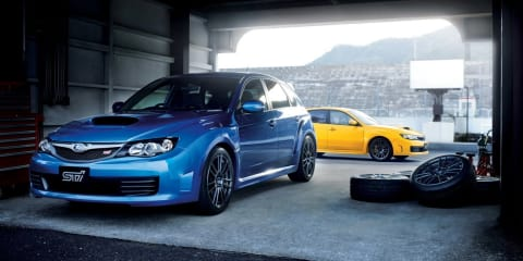 Subaru Impreza WRX STI spec C gains FIA Group N homologation