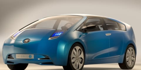 Toyota Prius hybrid family on the way