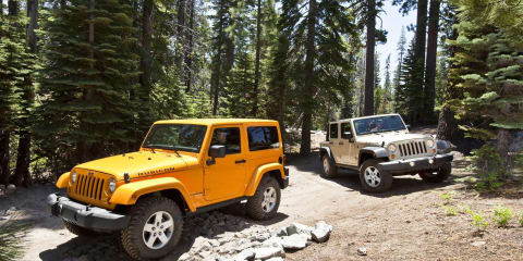 2012 Jeep Wrangler gets 209kW Pentastar V6 engine UPDATE: Australia confirmed
