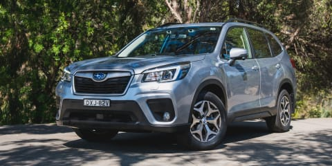 2019 Subaru Forester 2.5i-L review