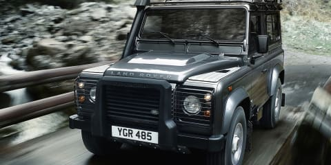 Land Rover Defender recalled in Australia