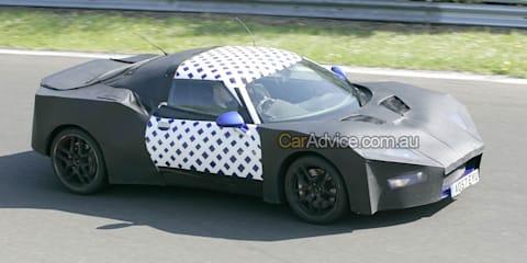 Aurion-powered Lotus Eagle July 22 debut
