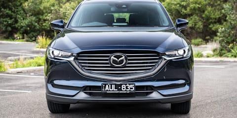 2019 Mazda CX-8 gets Apple CarPlay, price hike