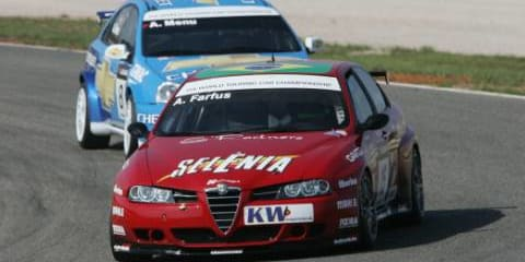 Alfa Romeo 156 Racing Spec