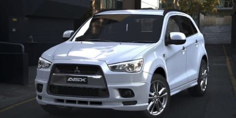 Mitsubishi ASX, Lancer and Outlander get ACTiV