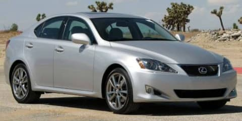 2005 Lexus IS250 PreSTIge Review