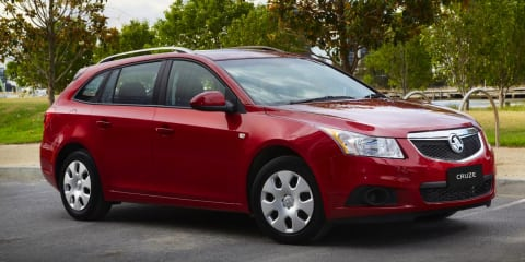 2013 Holden Cruze Sportwagon Review
