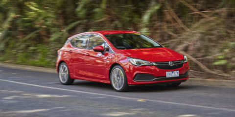 2017 Holden Astra pricing and specs