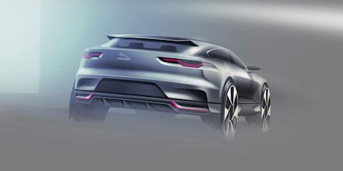 2018 Jaguar I-Pace review: Quick drive