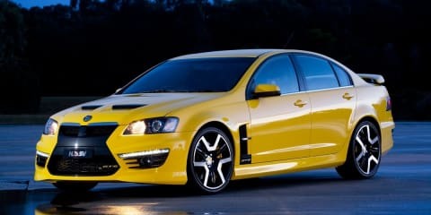 HSV GTS-R development vehicle seen in Melbourne: report