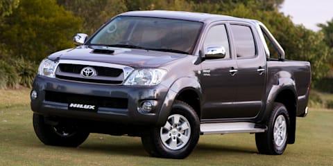 Toyota Australia action forces recall of asbestos brake pads