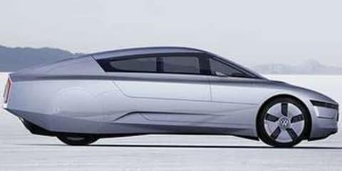 Volkswagen to reveal 1L/100km concept at Frankfurt - report