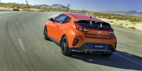 Hyundai Veloster sales remain 'design-driven'