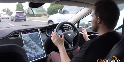 "Tesla Autopilot update coming to curb ""crazy"" behaviour"