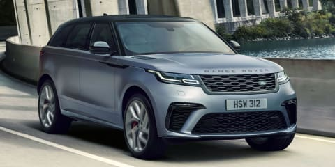 2019 Range Rover Velar SVAutobiography Dynamic Edition revealed