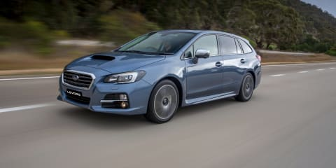 2017 Subaru Levorg pricing and specifications