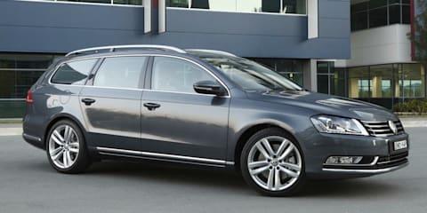 Volkswagen Passat scores more features for 2013 update