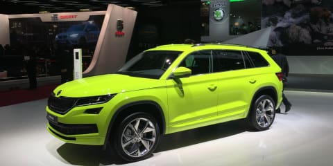 Skoda working on smaller crossover to sell alongside Kodiaq and new Yeti