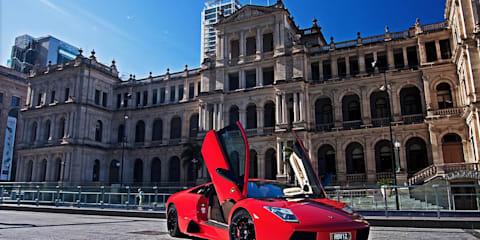 Lamborghini Murcielago picture gallery