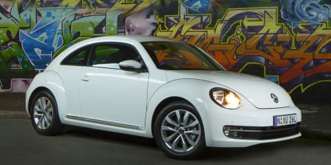 Volkswagen Beetle squashed, axed from Australian sale