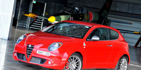 2010 Alfa Romeo Mito Quadrifoglio arrives in Australia with MultiAir